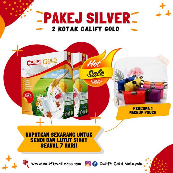 Pakej Silver – 2 Kotak Calift Gold (SM)