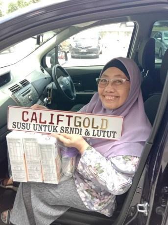 Calift gold 6
